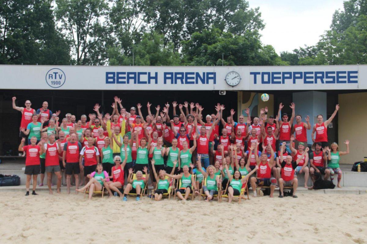 Westdeutsche Beachvolleyball-Seniorenmeisterschaften 2017