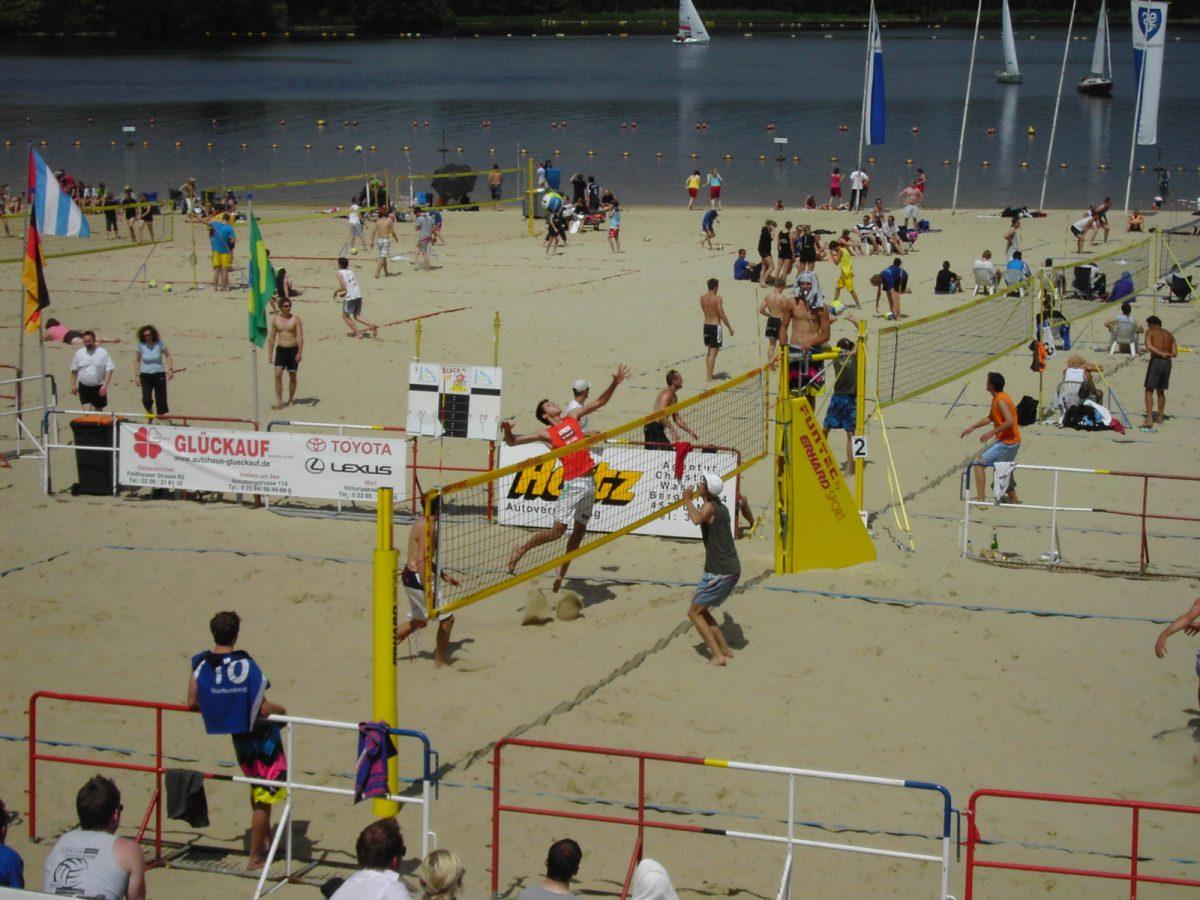 Deutsche U18-Beachmeisterschaften in Haltern