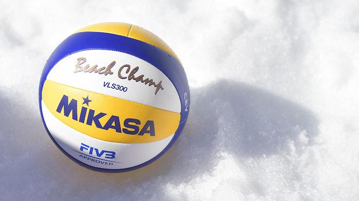 1. Deutsche Snow-Volleyball Meisterschaft !!