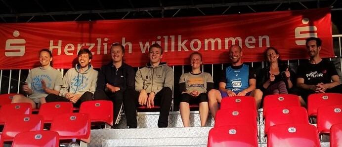 Müller / Voswinkel gewinnen Marler Stern Beach-Cup