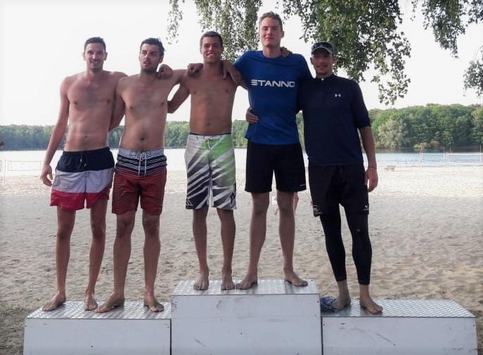 Pietzonka / Kaiser gewinnen A-Cup in Haltern