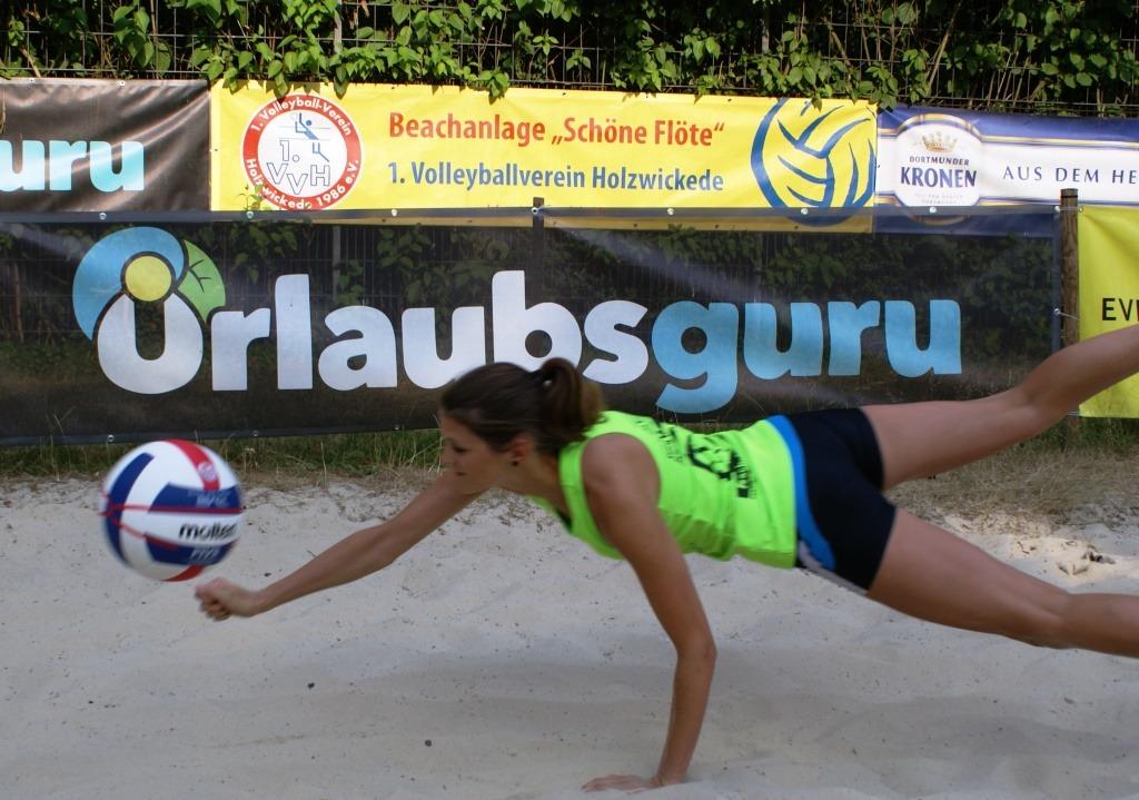 Westdeutsche Kronen Mixed Meisterschaften auch 2018 in Holzwickede