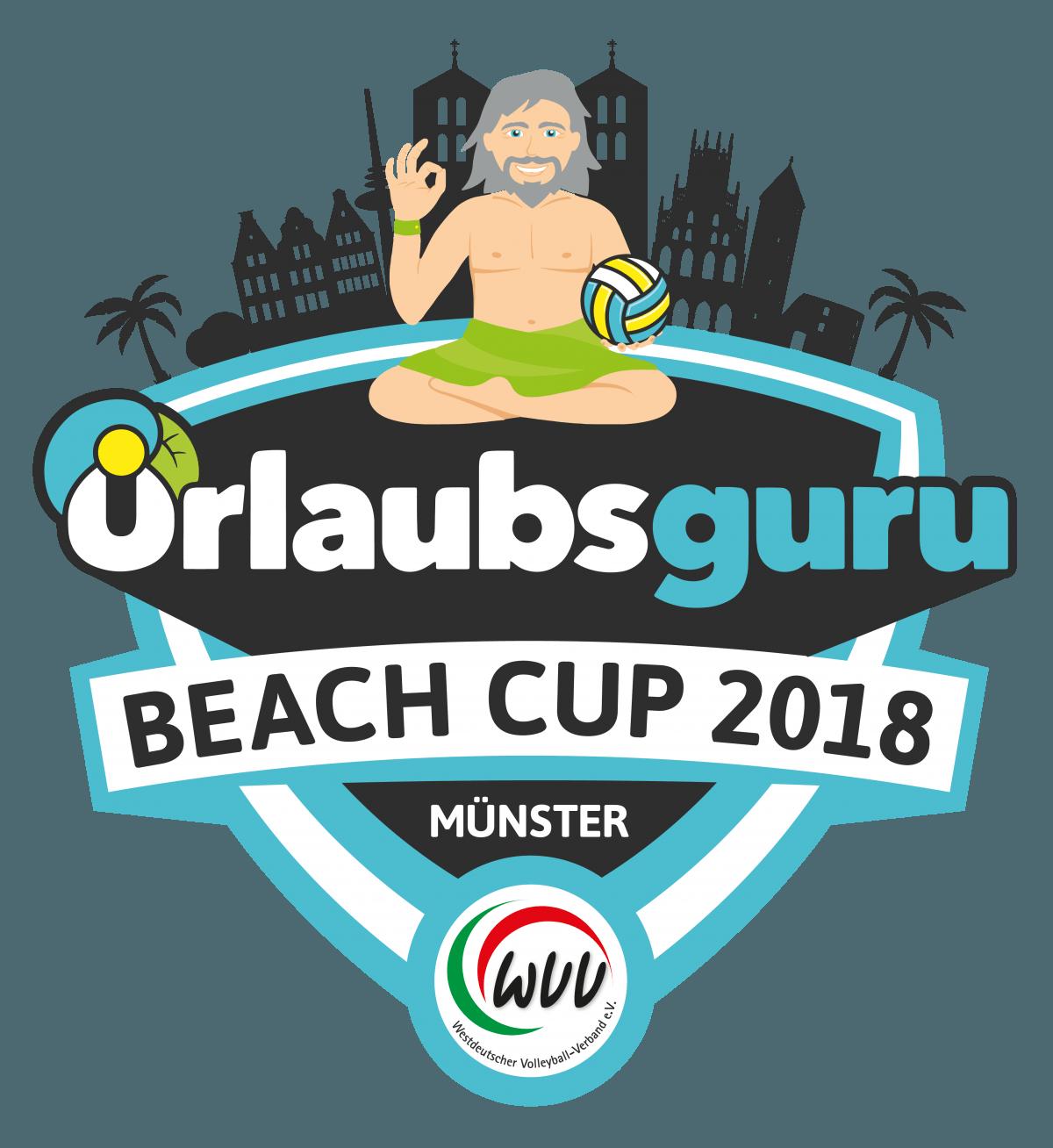 Urlaubsguru Beach-Cup vom 03.-05. August 2018 in Münster