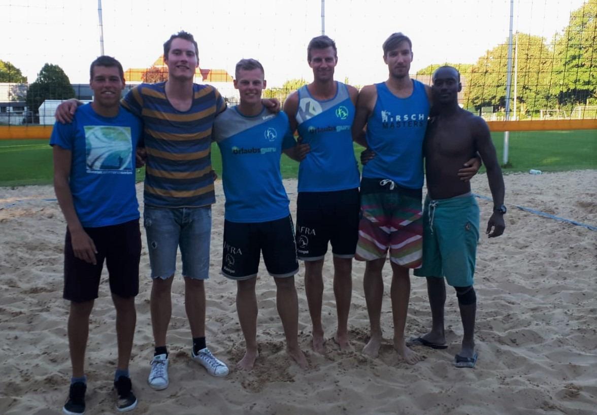Romund/Meyer gewinnen A-Turnier in Paderborn