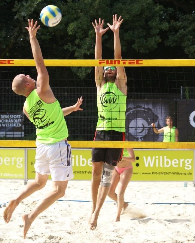 Top Teams aus ganz NRW treten bei den Mixed-Meisterschaften an