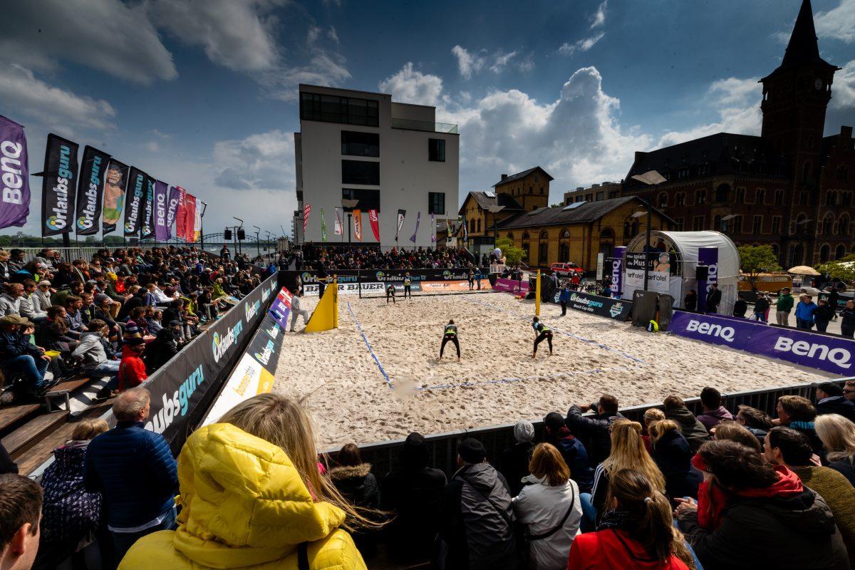 Klinke/Kotzan und Pfretschner/Sowa gewinnen Urlaubsguru Beach-Cup in Köln