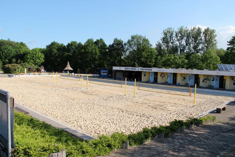 1. Duisburger Jugend-Beach-Stadtmeisterschaften