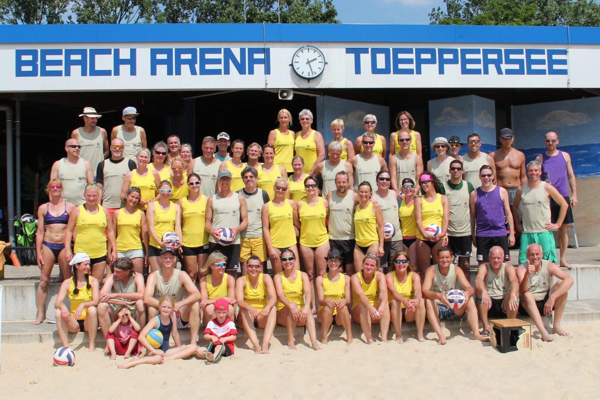 Kaiserwetter bei den Westdeutschen Seniorenmeisterschaften 2019