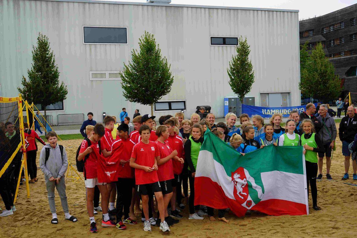 U15 Beachvolleyballer holen Bronze im Doppelpack