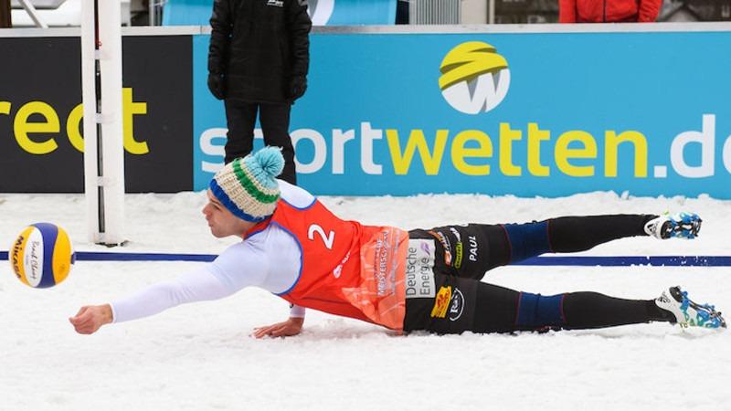 Deutsche Snow-Volleyball-Meisterschaft 2020