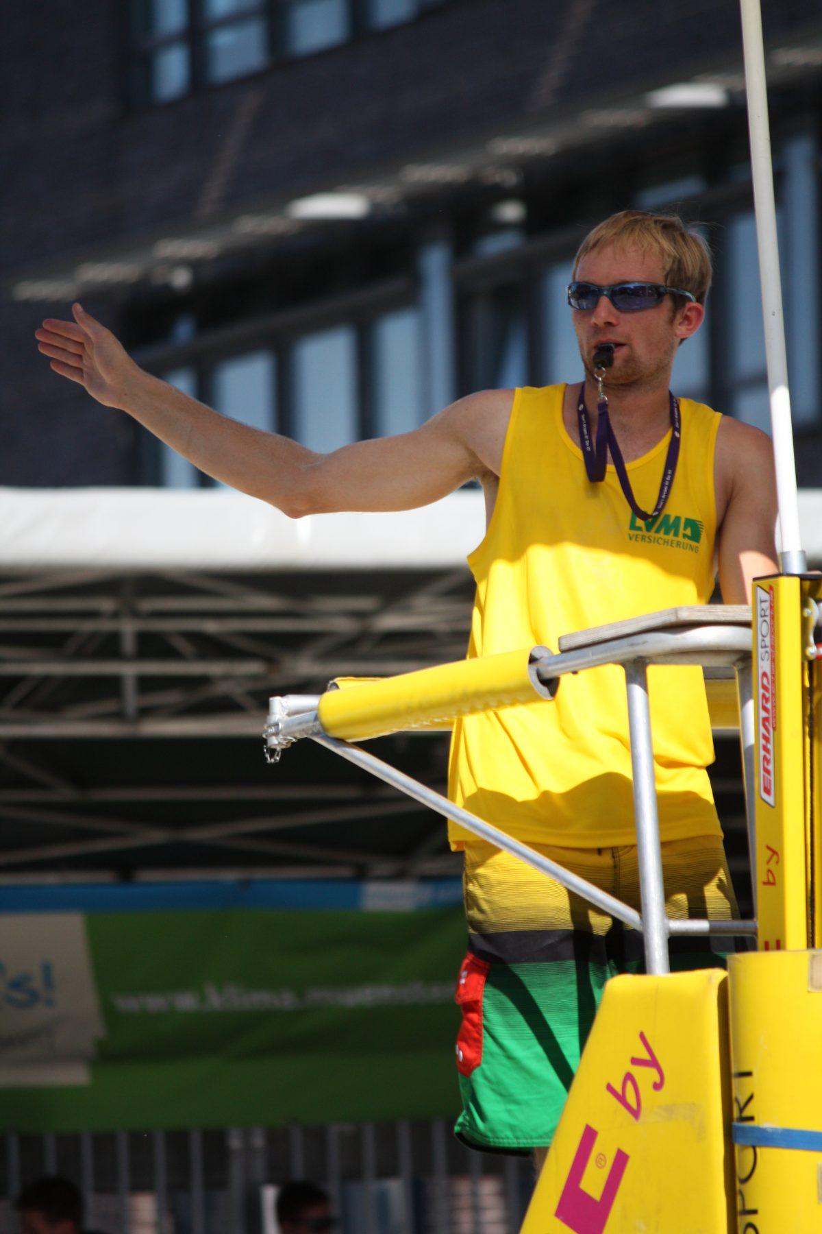Beach-Schiedsrichter-Lehrgänge 2020