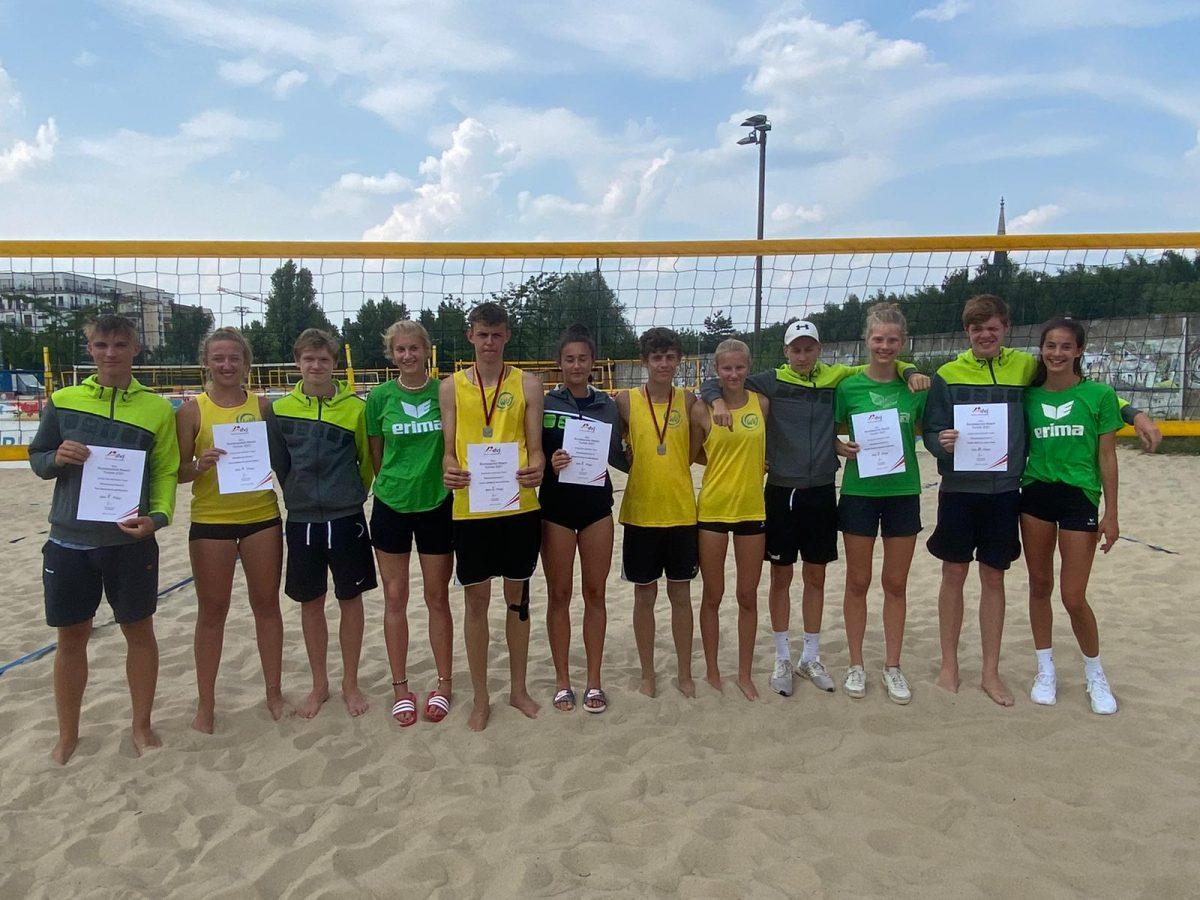 Bericht vom Bundespokal Beach