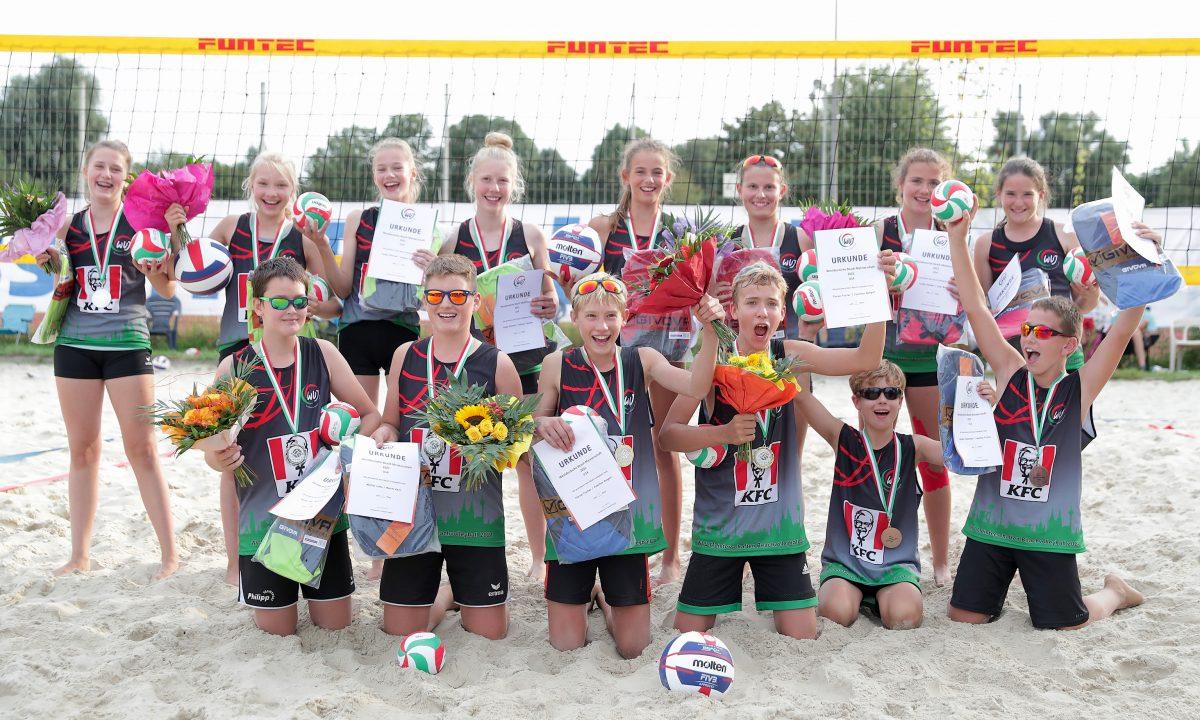 Westdeutsche Jugendmeisterschaft U14 in Essen