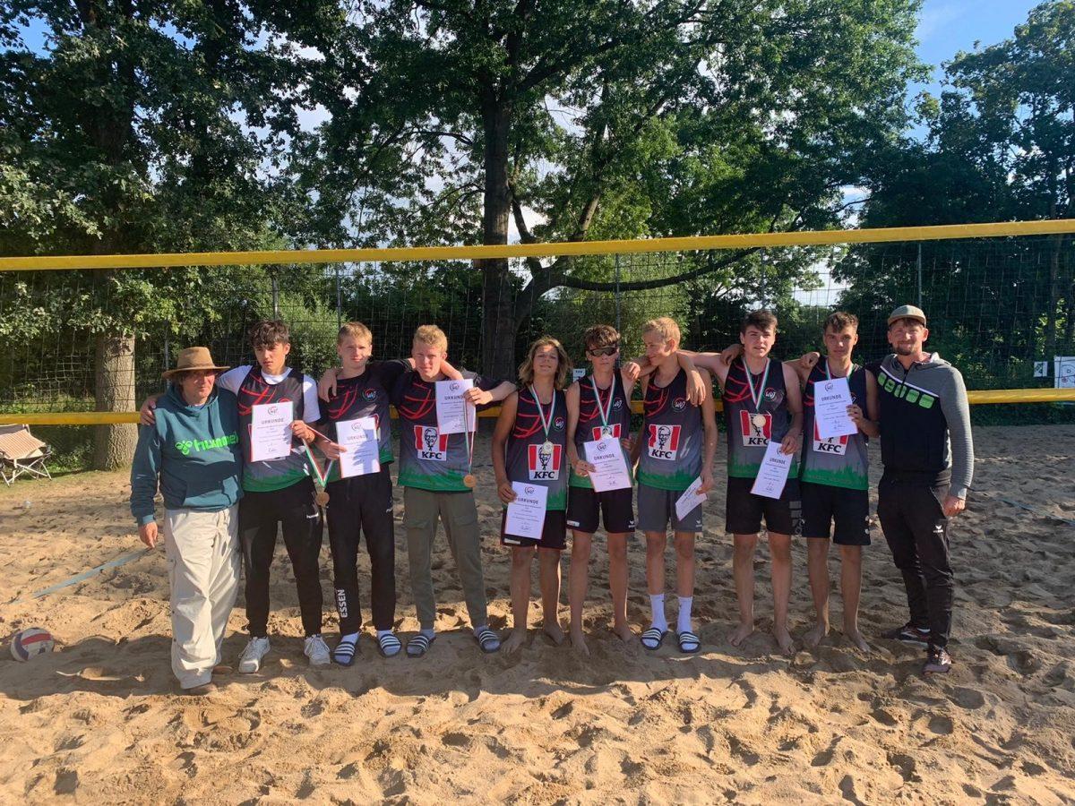 U17-Meisterschaft in Bocholt